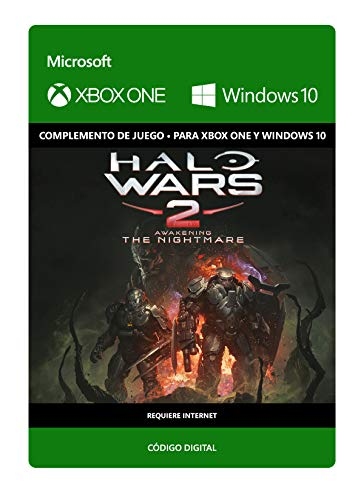 Halo Wars 2: Awakening the Nightmare  | Xbox One/Windows 10 PC - Código de descarga