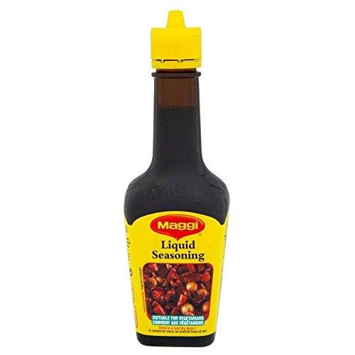 Maggi Condiment liquide (100 ml) Lot de 2