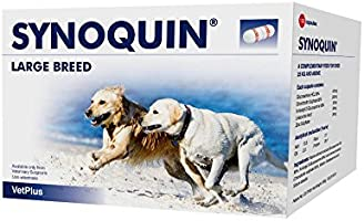 VetPlus Synoquin EFA - 120 kapsułek - duży pies
