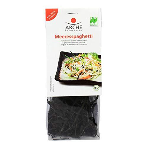 Arche - Meeresspaghetti Naturland - 50 g - 6er Pack