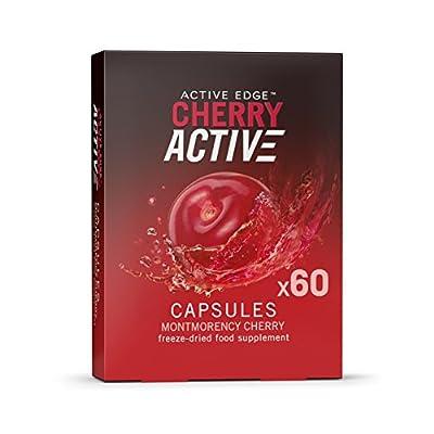 CherryActive Capsules 60 Pack of 2 (2x60 Capsules)