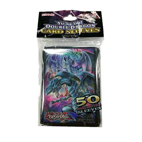 Double Dragon Card Sleeves (50) MINT/New
