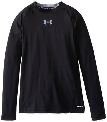 Under Armour Jungen Fitness-Sweatshirts, Blk, YXL