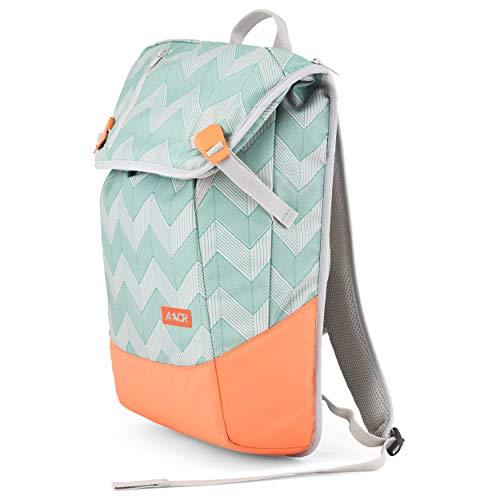 AEVOR Daypack - erweiterbarer Rucksack, ergonomisch, Laptopfach, wasserabweisend