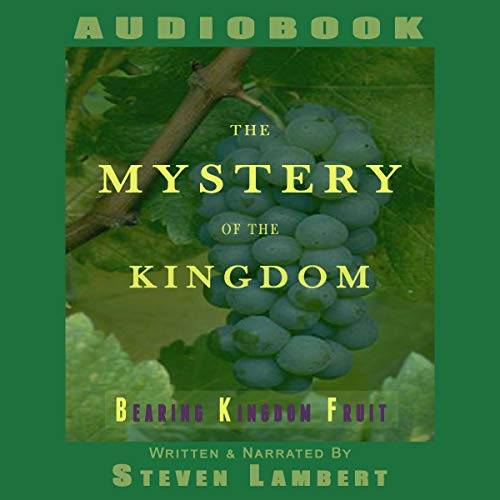 The Mystery of the Kingdom audiobook cover art