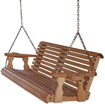 Amish Heavy Duty 800 Lb Porch Swing – The Top Rated Porch Swing