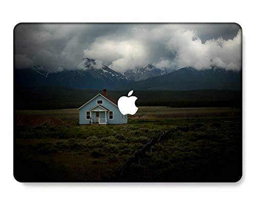 GangdaoCase Plastic Ultra Slim Light Hard Shell Case Cut Out Design for MacBook Air 11 Inch 11.6' A1370/A1465 (Sky Series 0419)