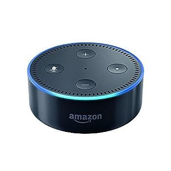 Echo Dot  2nd Generation  - Smart speaker with Alexa - Black