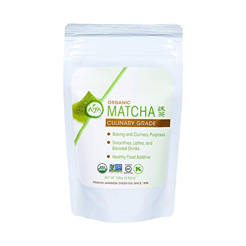Culinary Grade Matcha Green Tea Powder