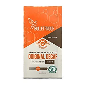 Bulletproof Decaffeinated Coffee