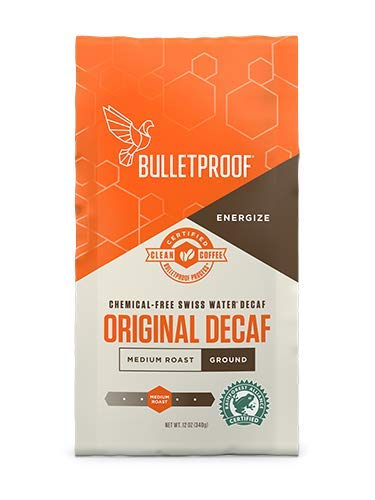 Bulletproof The Original Ground Decaf Organic
