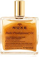 Nuxe Huile Prodigieuse lub Golden Dry Oil Splash, 50 ml