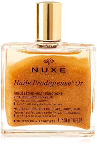 Nuxe Huile Prodigieuse oder Golden Dry Oil Splash, 50ml