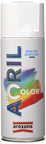 Acryllak Spray AREXONS transparant mat (6 stuks) [AREXONS]