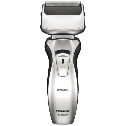 Panasonic 100% Waterproof Cordless Shaver, with a 2-Blade Cutting System, and Flexible Pivoting...