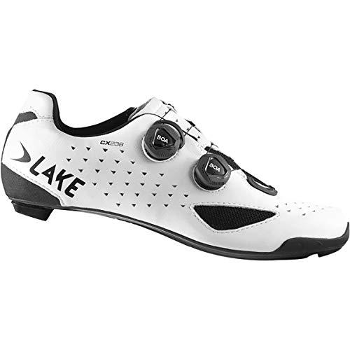 Lake - Cx238, Zapatillas Lake CX238-X Unisex – Adulto, Unisex Adulto, Zapatos Lake CX238-X, L3019010, Blanco, 42 EU