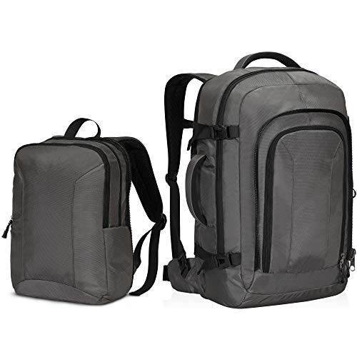Travel Max Business Backpack With Detachable Daypack