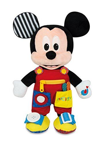 Clementoni Peluche Disney Baby Mickey 17224