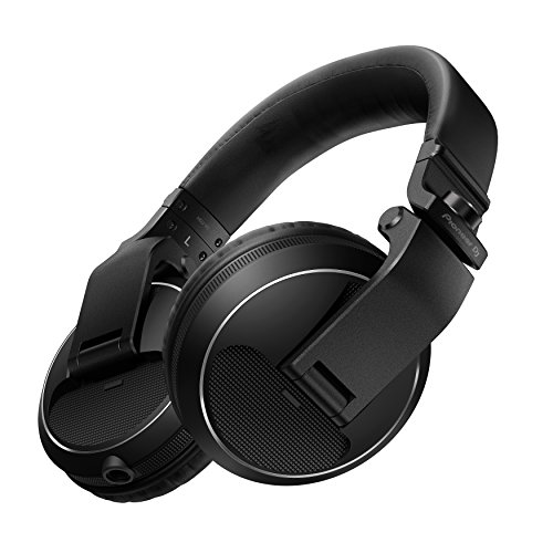 Pioneer hdj-x5 Black Circumaural Head-Band Headphone – Headphones (Circumaural, Head-Band, 5 – 30000 Hz, 2000 mW, 102 dB, 32 Ohm)