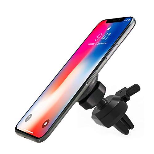 D.M.F Supporto Smartphone Auto,Porta Cellulare da Auto,Supporto Magnetico Universale,Rotazione a 360 °per Presa d'Aria.