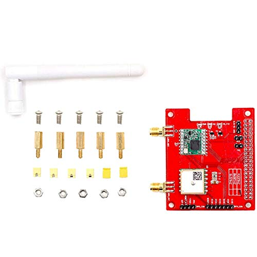 Lopbinte Lorgps Hat V1.0 Version Lora/Gps_Hat Is A Expension Module For Lorawan And Gps For Ues With The Raspberry Pi(868Mhz)