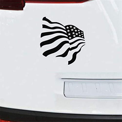 Czech Republic Flag Vinyl Decal Bumper Sticker 2-Pack Car Truck Laptop Window