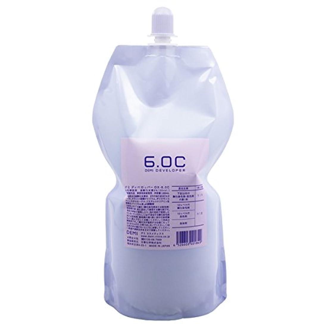 過ち栄養送る【デミコスメティクス】デミ ディベロッパー OX-6.0C (SP) 1000ml