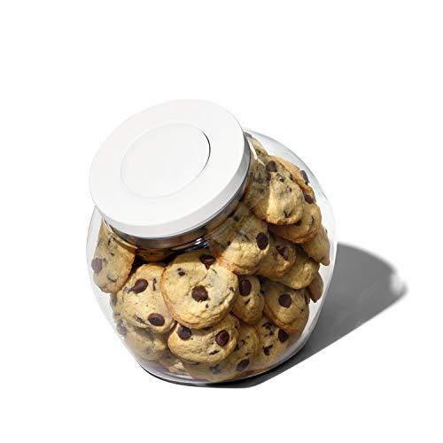 OXO Good Grips POP Galletero, Tarro para galletas mediano hermético con tapa, con una capacidad de 2.8 litros