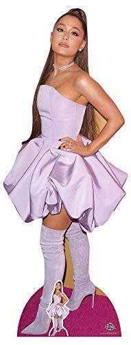 Star Cutouts- Ariana Grande-Sagoma in Cartone a grandezza Naturale, Altezza 163 cm, Multicolore, CS780