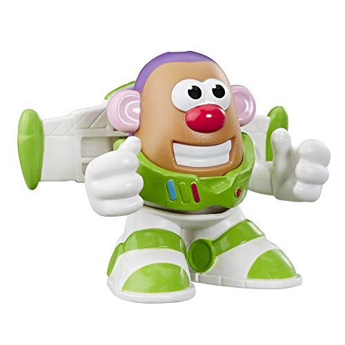 Mr Potato Head Disney/Pixar Toy Story 4 Buzz Lightyear Mini Figure Toy for Kids Ages 2 & Up