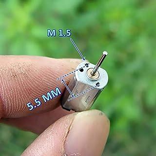Xia Fly Strong Magnetic Precision Mini DC Motor DC6V 22300rpm Micro Motor Digital Camera Lens Adjustment Parts Accessories