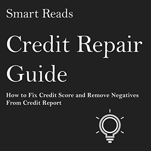 Credit Repair Guide audiobook cover art