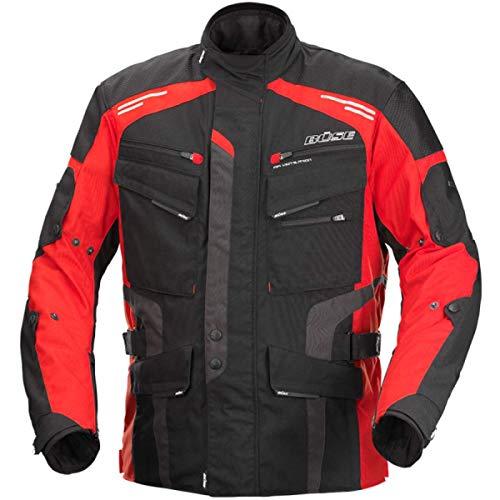 Büse 115962-40 Torino Evo Damen Jacke, Schwarz, Größe : 40