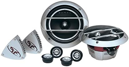 Rockford Fosgate Punch P162S 6-Inch Component Speakers