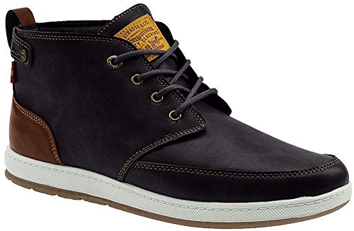 Levi's Shoes Atwater Brunish Brown/Tan 9