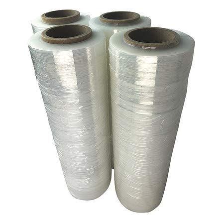 Stretch Wrap Max 61% OFF LLDPE Japan Maker New 1500 L ft. PK4
