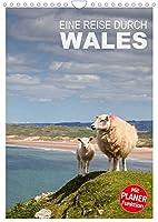 Eine Reise durch Wales (Wandkalender 2022 DIN A4 hoch): Impressionen einer Reise durch den abwechslungsreichen Westen Grossbritanniens (Planer, 14 Seiten )