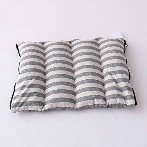 FKIHK Sitzkissen30x50cm 100% Baumwolle multifunktions handrolle nickerchen Kissen schlafkissen Kissen Nicht statische elektrizität hohe elastizität, 2