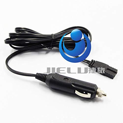 Calvas 12 V 24 V DC Nevera Box Mini cable con enchufe de cigarrillo para WAECO NFA alrededor de 1,6