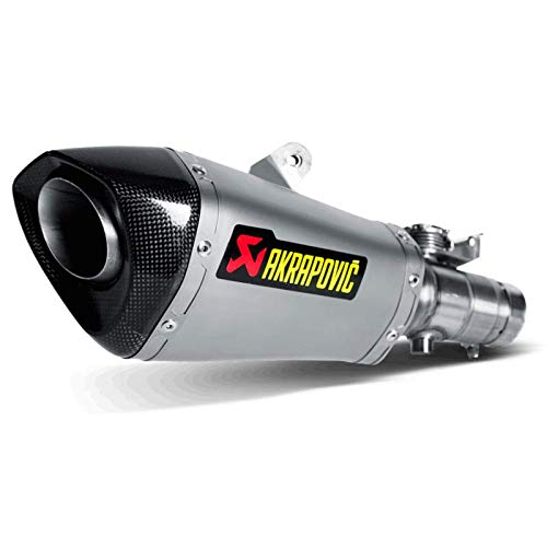 Akrapovic S-Y6SO9-HASZ YAMAHA YZF R6 Bj. 10-16