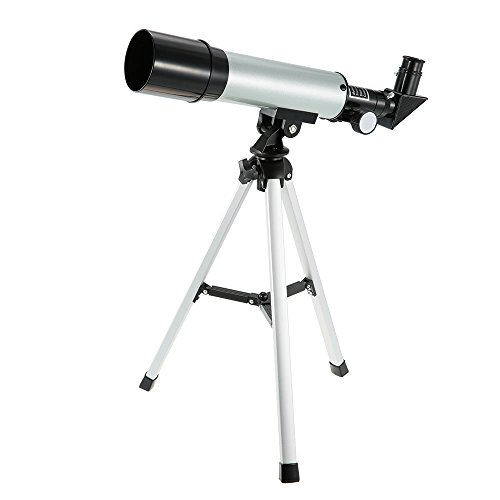 Outdoor HD 90X Zoom Teleskop 360x50mm Brechende Weltraum Astronomische Teleskop Monokulare Reise Spektiv mit Stativ