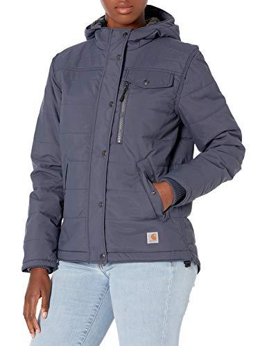 Visit the Carhartt Store Utility Jacket Abrigo de utilidades de trabajo, Sulfato...