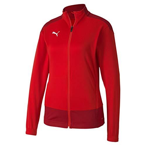 PUMA Teamgoal 23 Training Jacket W Chaqueta De Entrenamiento, Mujer, Puma Red / Chili Pepper, S