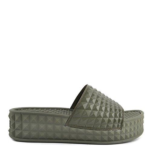 Ash Footwear ASH Scream Damen Sandalen Grün