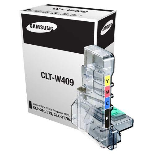 Original Samsung + Dell Resttonerbehälter passend für alle 4 Farben für Samsung CLP 315 W , CLX 3175 FN , CLX 3175 , CLX 3175 N , CLX 3170 FN , CLX 3175 FW , CLP 315 , CLP 310 , CLP 310 N , CLX 3170 N , CLP 315 N , CLX 3185 W , CLX 3180 , CLX 3185 FW , CLX 3185 FN , CLX 3185 N , CLX 3185 , CLP 325 N , CLP 320 N , CLP 325 , CLP 325 W , CLP 320, Dell 1235 C, Dell 1230 C, Dell 1235 CN