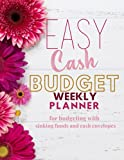 Easy Cash Budget Weekly Planner for Budgeting with Sinking Funds and Cash Envelopes