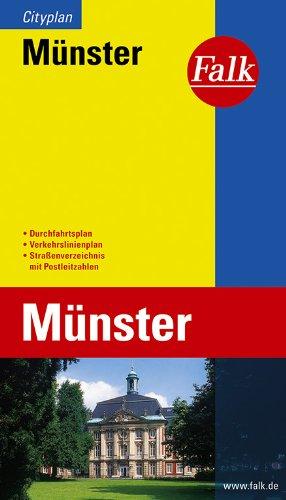 Falk Cityplan Münster