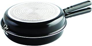 Quid Gastro Fun - Sartén doble para tortilla, 26 cm,