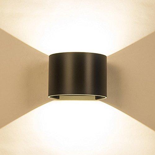 JJZHG Wandlamp Indoor Wandlamp Beroemde slaapkamer nachtkastje wandlamp gangpad woonkamer trap zuiver waterdicht hotel decoratie outdoor (40E7) omvat: wandverlichting, Wandlamp Indoor