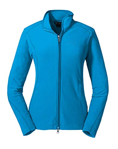 Schöffel Damen Fleece Jacket Leona2 Fleecejacke, Spring Break, 46